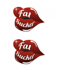 Fat Sucker Logo - Entry #6