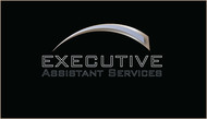 Executive Assistant Services Logo - Entry #59