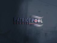 Patriot Pool Service Logo - Entry #30
