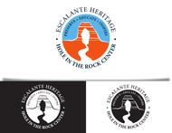 Escalante Heritage/ Hole in the Rock Center Logo - Entry #4