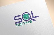 SQL Testing Logo - Entry #264