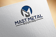 Mast Metal Roofing Logo - Entry #34