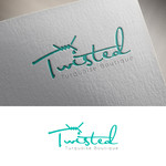 Twisted Turquoise Boutique Logo - Entry #48