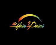 uHate2Paint LLC Logo - Entry #114