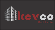 KevCo Real Estate Logo - Entry #13