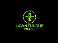 Lawn Fungus Medic Logo - Entry #85