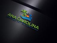 Ana Carolina Fine Art Gallery Logo - Entry #231