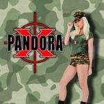 Pandora X Logo - Entry #56