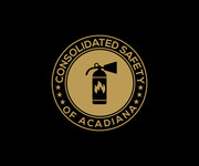 Consolidated Safety of Acadiana / Fire Extinguisher Sales & Service Logo - Entry #31