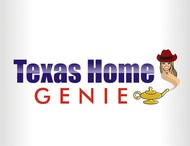 Texas Home Genie Logo - Entry #50