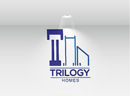 TRILOGY HOMES Logo - Entry #329