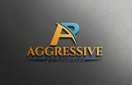 Aggressive Positivity  Logo - Entry #54