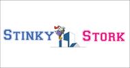 Stinky Stork Logo - Entry #56