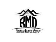 Rebecca Munster Designs (RMD) Logo - Entry #101