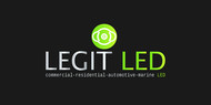 Legit LED or Legit Lighting Logo - Entry #105