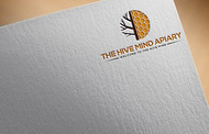 The Hive Mind Apiary Logo - Entry #103