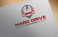 Hard drive garage Logo - Entry #300