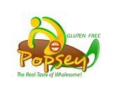 gluten free popsey  Logo - Entry #158