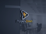 PlayersDirect Logo - Entry #14