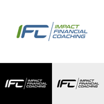 Impact Financial coaching Logo - Entry #126