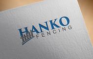 Hanko Fencing Logo - Entry #72