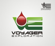 Voyager Exploration Logo - Entry #45