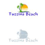 Tuzzins Beach Logo - Entry #234