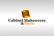 Cabinet Makeovers & More Logo - Entry #89