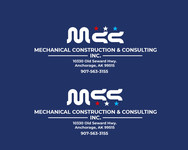 Mechanical Construction & Consulting, Inc. Logo - Entry #225