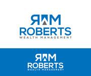 Roberts Wealth Management Logo - Entry #255