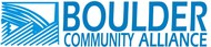 Boulder Community Alliance Logo - Entry #215