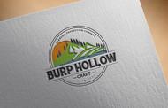 Burp Hollow Craft  Logo - Entry #127