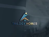 TRILOGY HOMES Logo - Entry #64