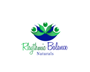 Rhythmic Balance Naturals Logo - Entry #129