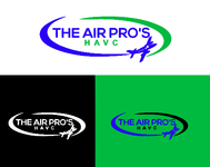 The Air Pro's  Logo - Entry #57