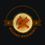 Wisemen Woodworks Logo - Entry #7