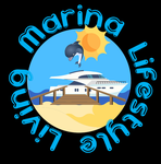 Marina lifestyle living Logo - Entry #124