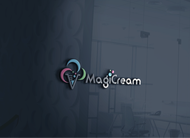 MagiCream Logo - Entry #19