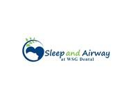 Sleep and Airway at WSG Dental Logo - Entry #391