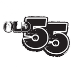 """""""OLD 55"""" - mid-century vintage furniture and wares store Logo - Entry #140"""