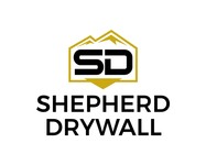 Shepherd Drywall Logo - Entry #296
