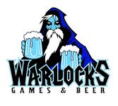 Warlocks Games and Beer Logo - Entry #15