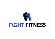 Fight Fitness Logo - Entry #99