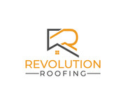 Revolution Roofing Logo - Entry #341