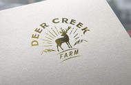 Deer Creek Farm Logo - Entry #123
