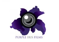 Purple Iris Films Logo - Entry #102