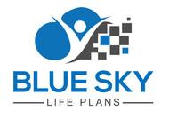 Blue Sky Life Plans Logo - Entry #407