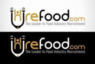 iHireFood.com Logo - Entry #69