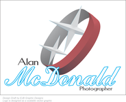 Alan McDonald - Photographer Logo - Entry #92