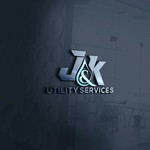 J&K Utility Services Logo - Entry #19